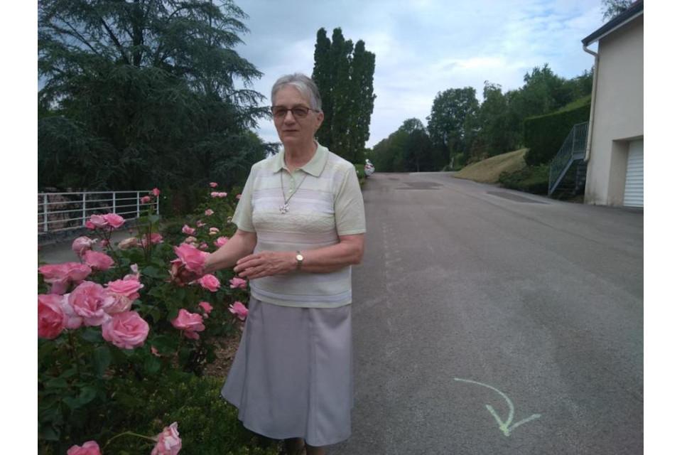 Témoignage Soeur Marie-Germaine