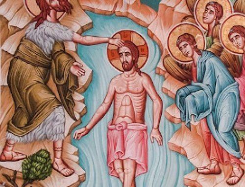 Les mystères du baptême du Seigneur.