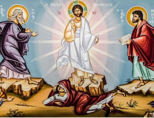 « Celui-ci est mon Fils bien-aimé » (Mc 9, 2-10)