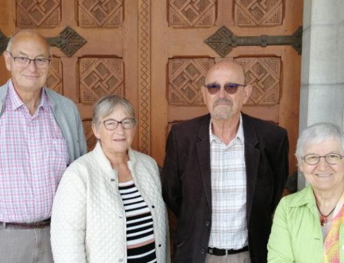 Les groupes d'Amis de l'Alliance.