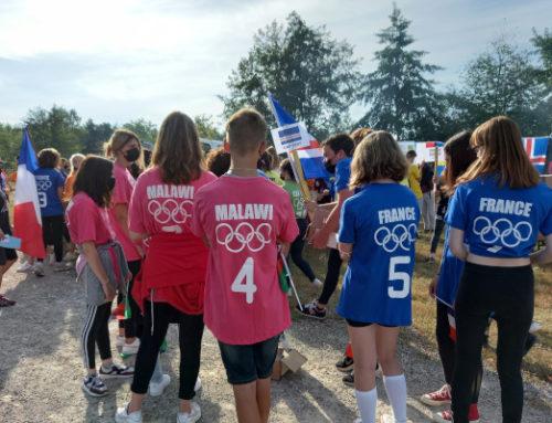 Premières olympiades au lycée professionnel Ste Anne-St Joseph de Lure.